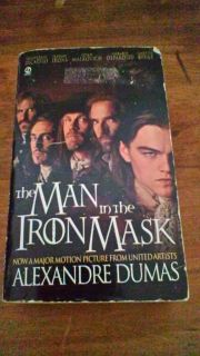The man and the iron mask book