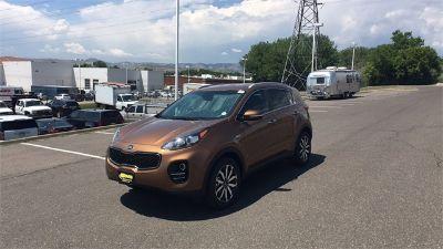 2019 Kia Sportage EX (Copper)