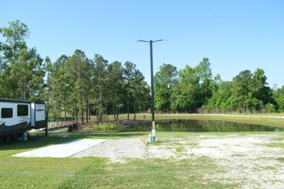 Camper sites for RENT 375.00 Call 910-389-7710