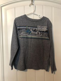 Size 6 Long Sleeved Shirt GARANIMALS BRAND - in EUC SEE MY OTHER LISTINGS OF GREAT KIDS CLOTHES
