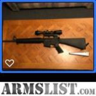 For Sale: Bushmaster AR 15