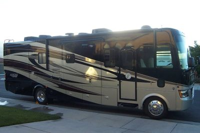 2012 Tiffin Motorhomes ALLEGRO OPEN ROAD 34TGA