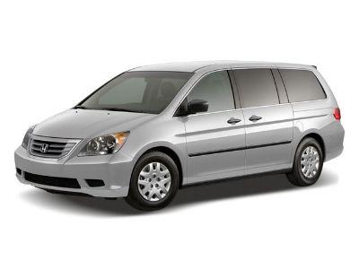 2008 Honda Odyssey LX (Blue)