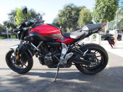 2015 Yamaha FZ-07 Sport Motorcycles Irvine, CA
