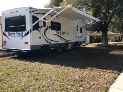 2012 Heartland North Trail NT KING 29LRSS Travel Trailer