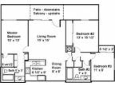 Redlands Park Apartments - 3 BR 2 BA