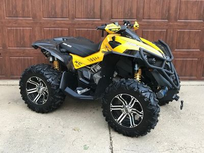 2012 Can Am Renegade 1000xxc