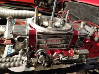 750 quickfuel 750 drag