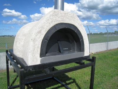 AD110 Amalfi Wood Fired Pizza Oven