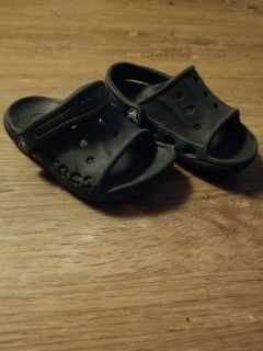 Kids Crocs Slide