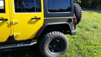Purchase Jeep Wrangler JK Rear Tube Fenders D.I.Y. Kit motorcycle in Springdale, Arkansas, United States, for US $199.99