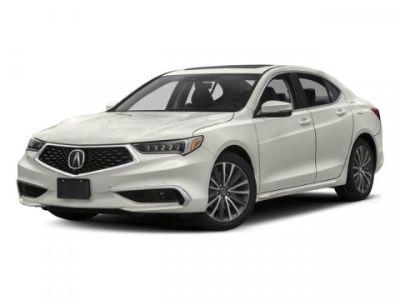 2018 Acura TLX V6 w/Advance Pkg (White)