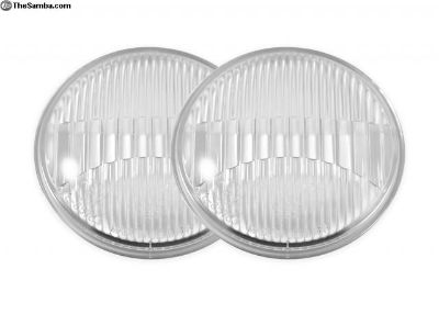 New Clear T34 Fog Light Lens Kit