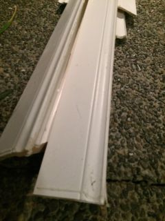 Baseboards and casings