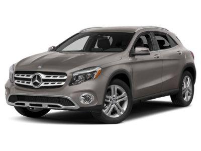 2019 Mercedes-Benz GLA GLA 250 (Gray)