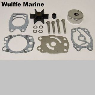 Sell Water Pump Impeller Kit Yamaha C40 40 HP 1992-97 679-W0078-00-00 & A0-00 18-3397 motorcycle in Mentor, Ohio, United States, for US $36.95
