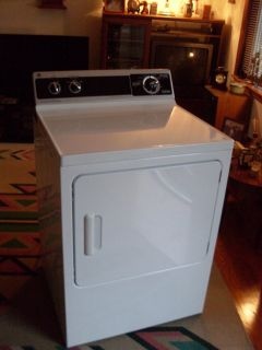 GE Electric Dryer. Works Great! Nice!