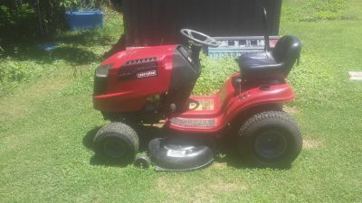 Craftsman riding mower 19.5hp 42 in