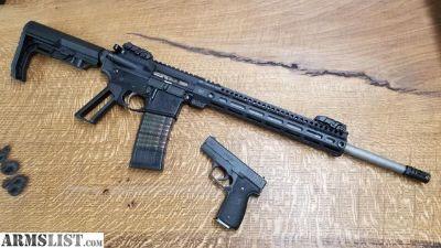 For Sale/Trade: Rainier Arms AR15