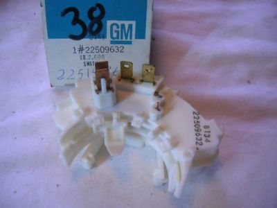 Find 1978 1980 1981 1982 LeMans Malibu Impala neutral switch motorcycle in Thorndike, Maine, US, for US $5.00