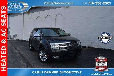 2007 Lincoln MKX Base (Black Clearcoat)