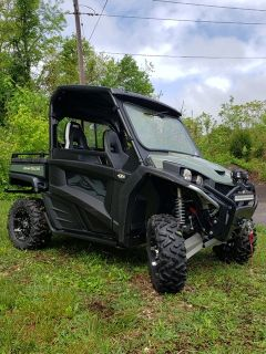 2018 John Deere Gator RSX 860