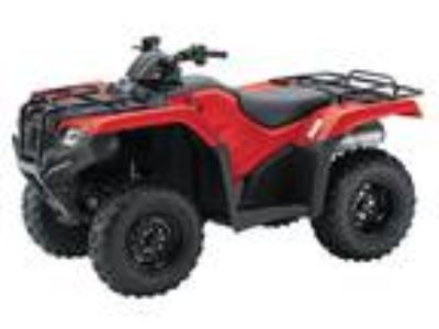 2017 Honda FourTrax Rancher 4x4 ES