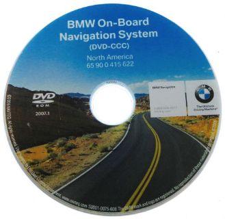 Find 2006 2007 2008 BMW 525i 525xi 530i 530xi 535i 535xi 550i Navigation OEM DVD Map motorcycle in Kennesaw, Georgia, United States, for US $54.99