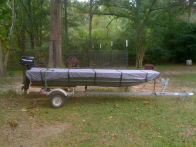 2013 12ft Boat,Trailer,and Motor