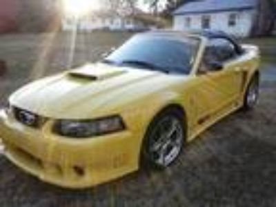 2001 Ford Mustang Saleen Convertible 4.6L