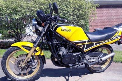 1985 Yamaha RZ350 N