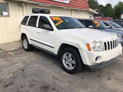 2007 Jeep Grand Cherokee Laredo (White)