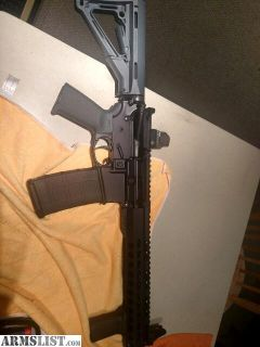 For Sale/Trade: Ar15 upgraded, sale or trade !