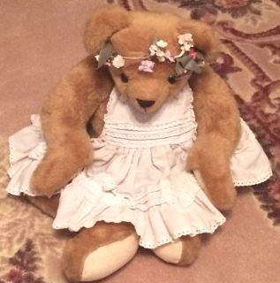 Bear With Dress