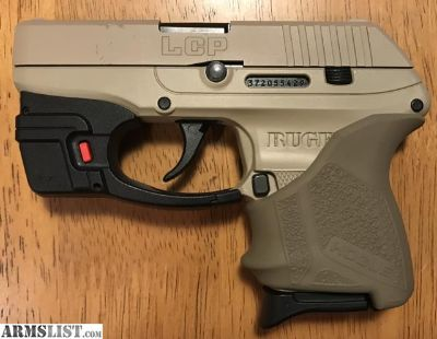 For Sale/Trade: LCP w/Laser