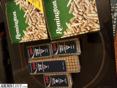 For Sale: 22 ammo for sale