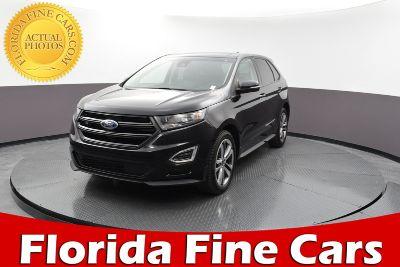 2015 Ford Edge SPORT (black)