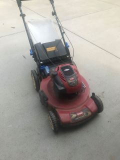 Toro Self-Propelled Lawn Mower
