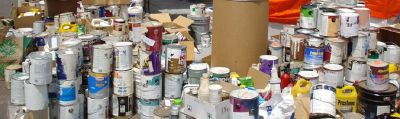 Commercial Paint Disposal Services in Texas