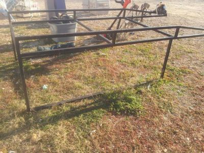 Ladder Pipe Rack for 94 Chevy