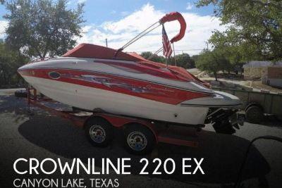 2008 Crownline 220 EX