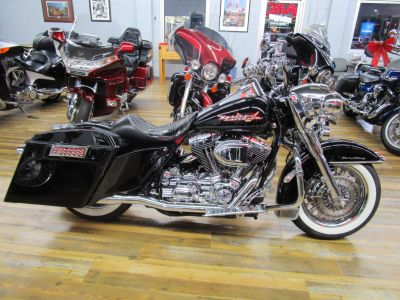 2004 Harley-Davidson FLHRi Road King Cruiser Motorcycles Highland, IN
