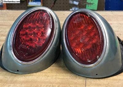 55-61 Bug Snow Flake Tail Lights