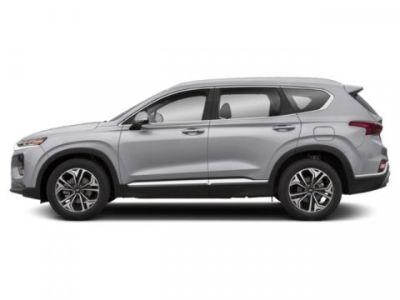 2019 Hyundai Santa Fe SE (Symphony Silver)