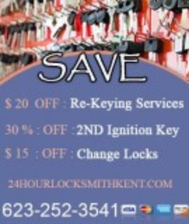 Hour Locksmith Kent