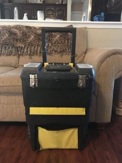 Stanley Large Rolling Tool Box