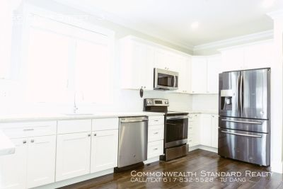 AVAILABLE 9/1 - 3.5BED/2BATH IN Roxbury - UPDATED APPLIANCES, BRAND NEW CONSTRUCTION