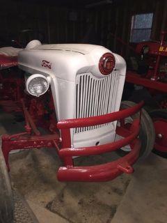 1953 Ford Golden Jubilee