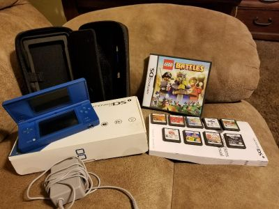 BOYS AGE 5-10 NINTENDO DS PACKAGE!! ( LIKE NEW)