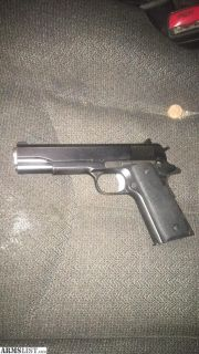 For Sale: 1911 r1